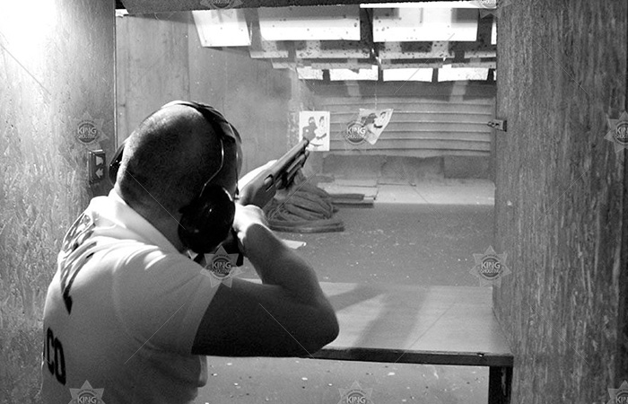King of Shooting - Bratislava Shooting Range